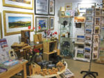 Tweedside Gallery interior